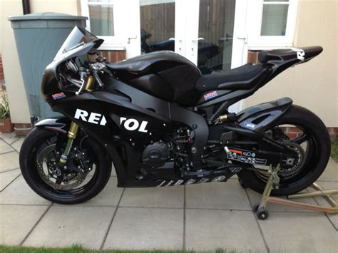 Honda Crc by Crc Fairing 2008 2011 Stock Subframe 1000rr The