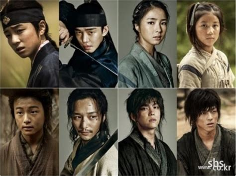 Six Flying Dragons 6 reasons to tune in to new sbs drama six flying dragons