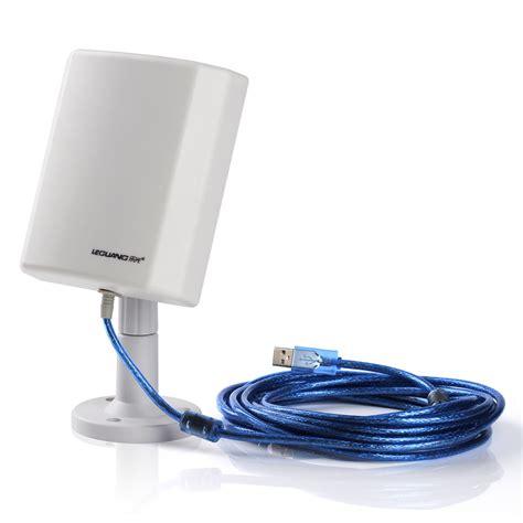 long distance usb wifi antenna indoors  outdoors wireless     hot spots