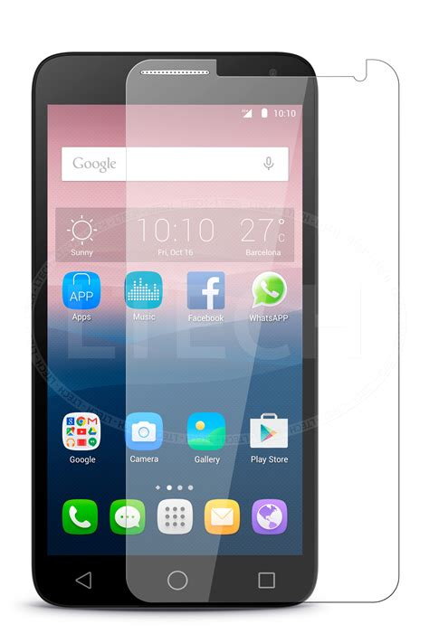 Hp Alcatel One Touch Pop 5 for alcatel one touch pop 3 5 5 quot 5054 clear glass