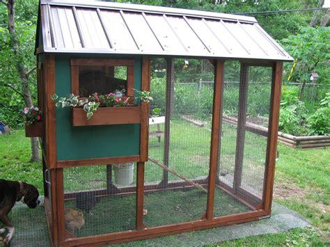 raccoon proof coop post pics plz backyard chickens