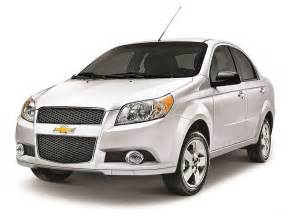 2015 Chevrolet Aveo 2015 Chevrolet Aveo Pictures Information And Specs