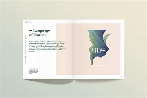 graphic editorial design editorial design ting branding