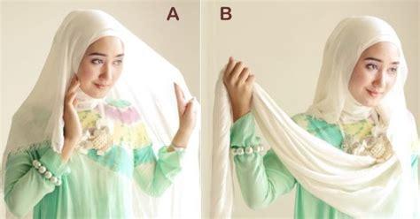 tutorial cara memakai hijab ala dian pelangi cara memakai hijab model dian pelangi tutorial memakai