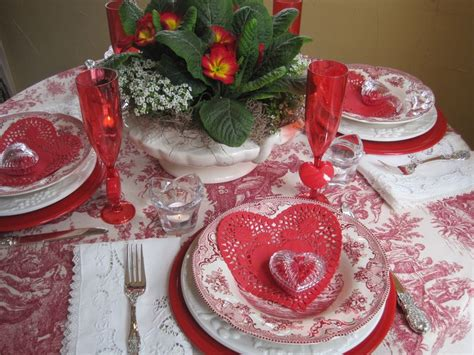 valentines day tablescapes opulent cottage s day tablescape