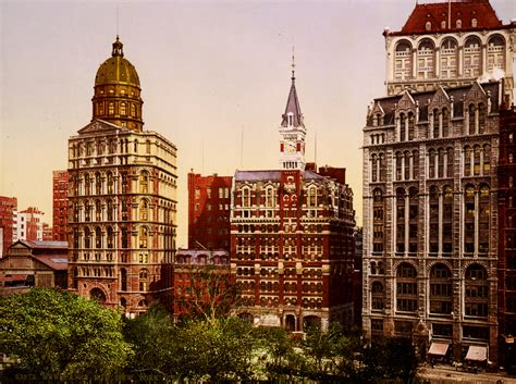 News And Trashionista News Is The Best City In America by File Newspaper Row New York City 1900 Jpg Wikimedia