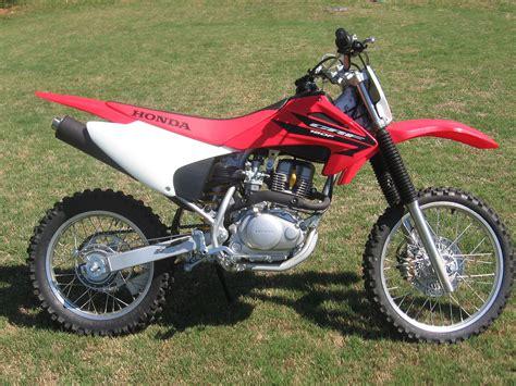 Motor Trail Honda Crf 150 4t honda crf150f
