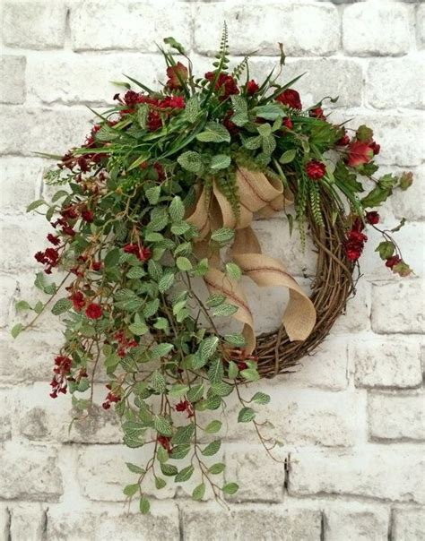 outdoor wreaths best 25 outdoor wreaths ideas on