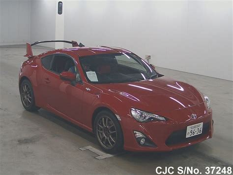 Toyota 86 Stock 2013 Toyota 86 For Sale Stock No 37248 Japanese