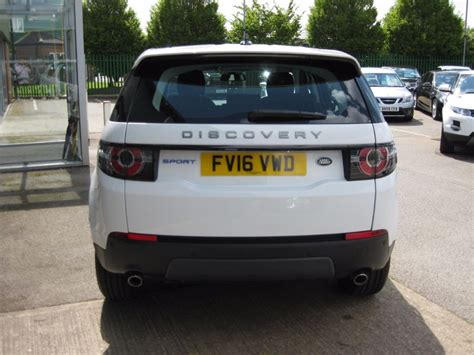 used land rover discovery for sale used fuji white land rover discovery sport for sale