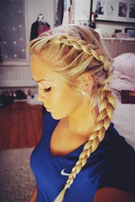 stunning dutch braid hairstyles  tutorials pretty