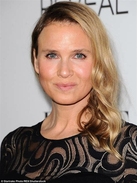renee zellweger new look photos renee zellweger reacts to criticism of her face as she