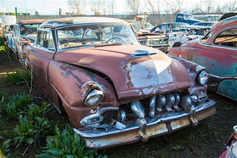 backyard auto parts this colorado parts yard has been collecting classic cars