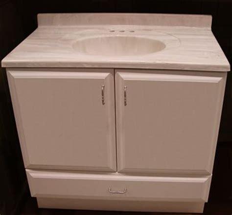 free bathroom vanity cabinet plans and tutorial