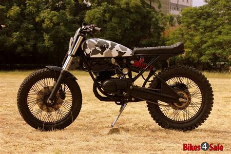 Modified Enduro Bikes by Nomad Motorcycles Maharashtra Bikes4sale