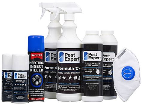 best bed bug products bed bug treatment kit for 2 rooms pest expert rentokil