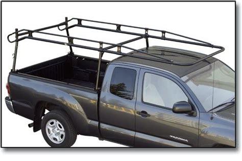 ladder racks for toyota tacoma headache rack rooftop basket combo tacoma world