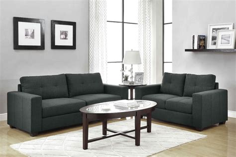 Sofa Set Modern Modern Fabric Sofa Set Andrew Fabric Sofas