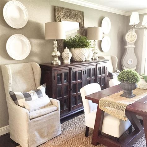 pin  brittany thompson  dining room buffet