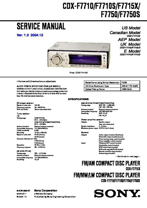 sony cdx wiring diagram 1200 sony wire harness color codes