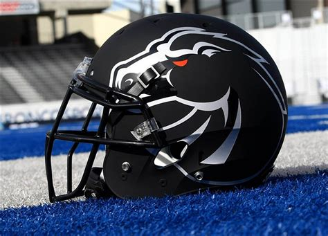 boise state boise state s new orange helmets to debut against ole miss cfb