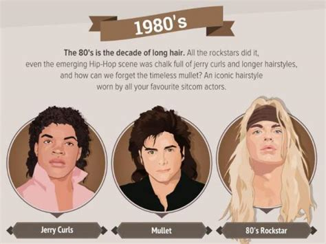 Model Rambut 80s by How S Hairstyles Evolved The Last 50 Years