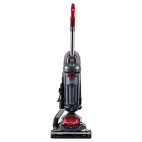 vacuums at bed bath and beyond buy black decker 174 airswivel upright vacuum cleaner in