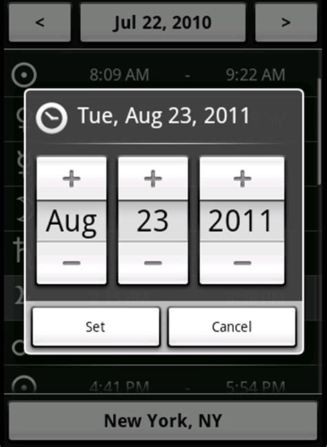 Android Hours by Hours Planetary Hours Calculator For Android