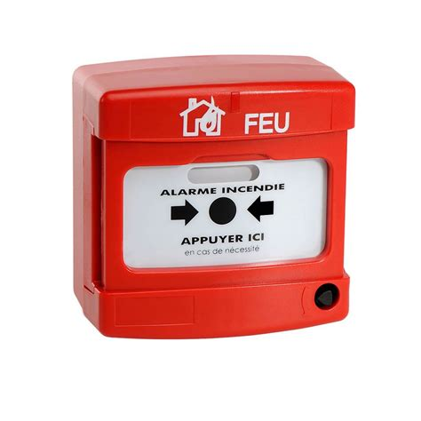 bureau d é ude incendie d 233 clencheur manuel incendie nf protection incendie