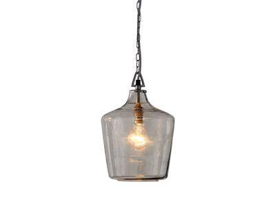 laura ashley glass ls ockley glass bottle ceiling pendant light glass bottles