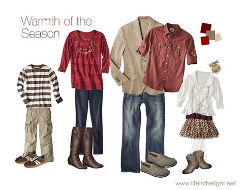 clothing themes for family pictures what to wear for family photos clothing ideas