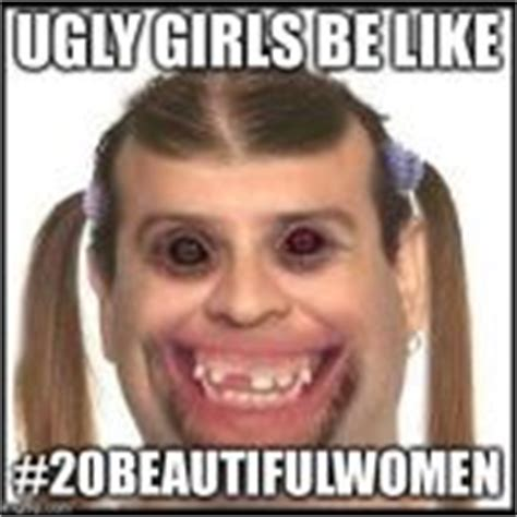 Ugly Bitch Meme - ugly girl generator memes