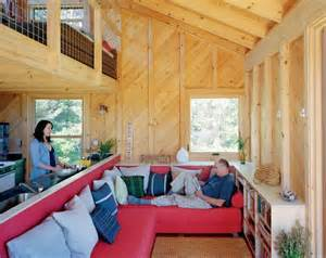 a tiny maine cabin 480 sq from dwell magazine