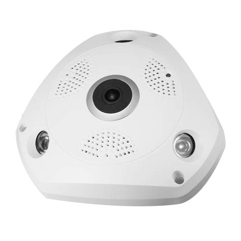 Wifi Panorama Mini Wifi Panoramic 360 Degree Fisheye Ip Home Security Surveillance Alex Nld