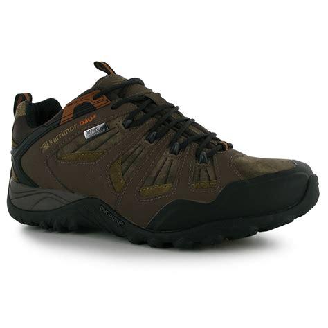 Karrimor Hiking karrimor mens arete walking shoes dynagrip sole hiking