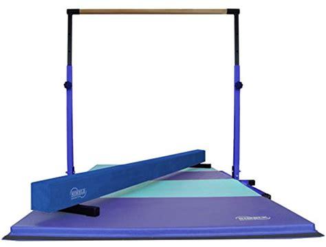 Low Price Gymnastics Mats by Blue Adjustable Horizontal Bar Blue Low