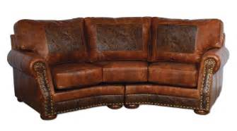 Leather Sofas And Chairs Cameron Ranch Conversation Sofa Antiquity Ember