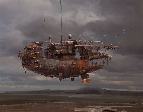 tugboat galley deviantart and arte on pinterest