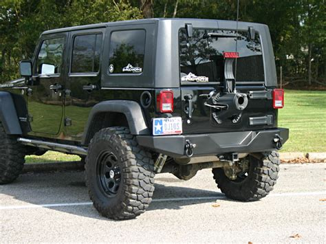 Jeep Rear Bumpers Jeep Jk Rear Bumper