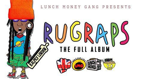 rug raps rugraps album