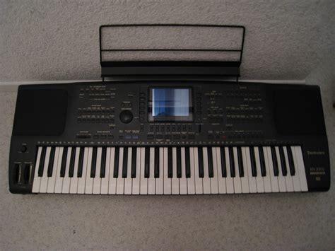 Keyboard Technics Kn 2000 technics sx kn2000 image 684129 audiofanzine