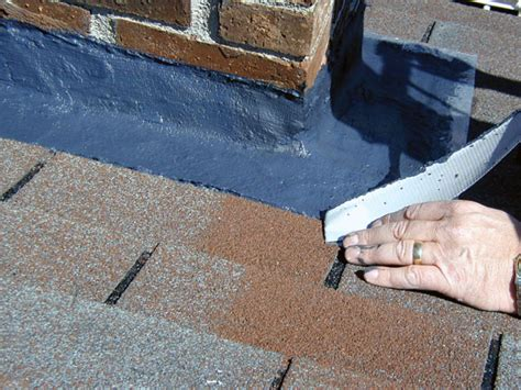 flashseal elastomeric sealant chimneysaver