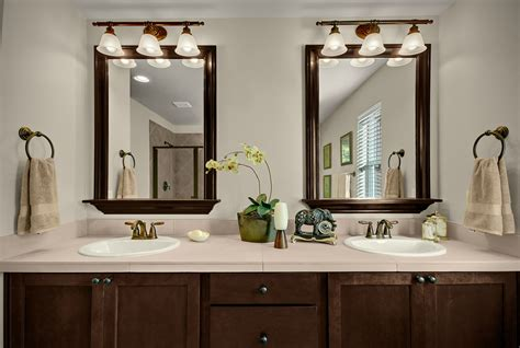 bronze mirrors for bathrooms bronze mirrors for bathrooms shop allen roth 30 in h x