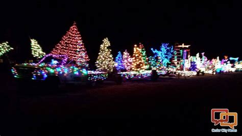 Light Parade by All Aboard For The Escalante Light Parade St George News