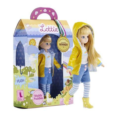 muddy puddles lottie doll lottie dolls uk store