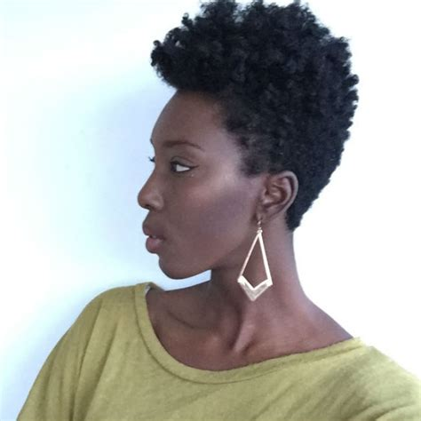 Hairstyles For Black Hair 4c Haircut by Our Type 4c Hair Crush Dayna From Chicnaturalistas