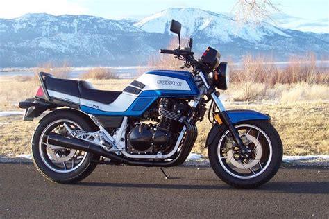 1985 Suzuki Gs1150e Suzuki Gs1150e