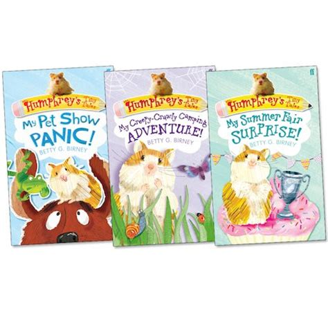 humphrey s pet show panic humphrey s tiny tales books humphrey s tiny tales trio scholastic club