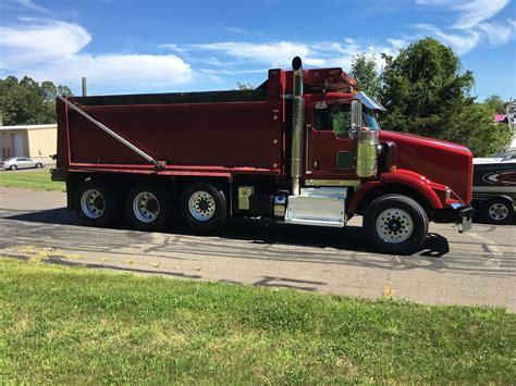 2014 kenworth truck 2014 kenworth t800 tri axle dump truck