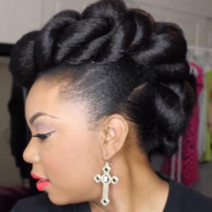 how many packs of hair for a quick weave stunning wedding hairstyles for black women faux hawk